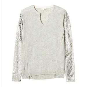 NWT!  350! Rebecca Taylor Sweater Large
